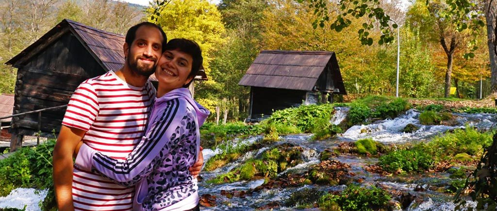 Escuché viajando en Jajce (Bosnia y Herzegovina)