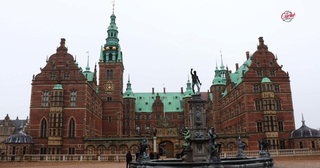 Escuché viajando en el Castillo de Frederiksborg (Dinamarca)
