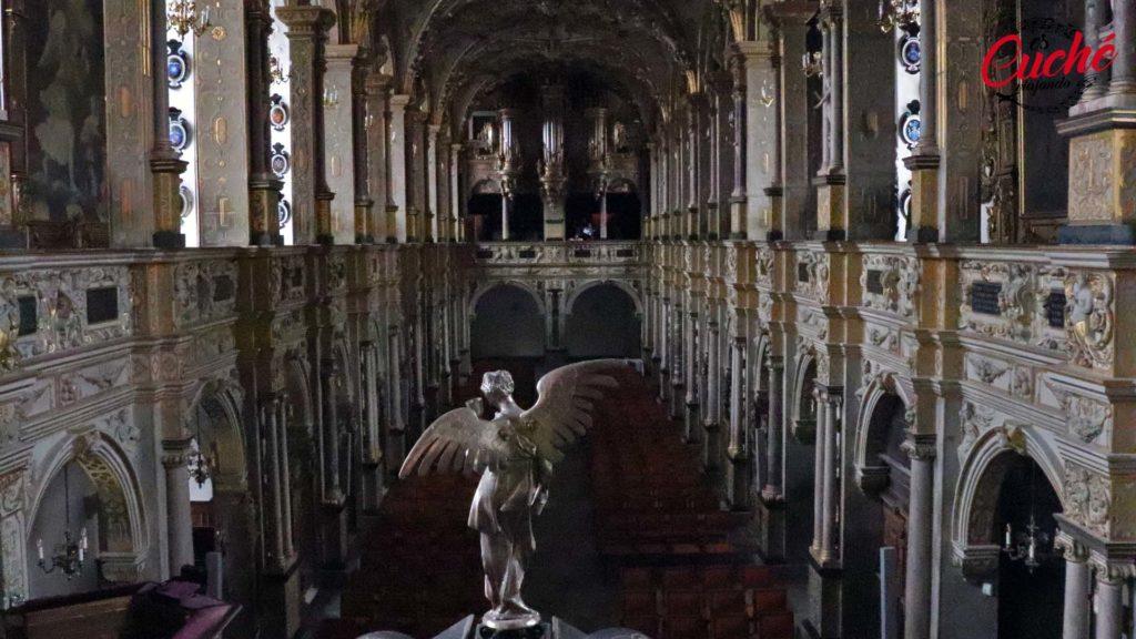 Escuché viajando en la Capilla del Castillo de Frederiksborg (Dinamarca)