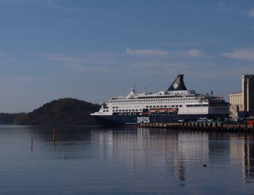 Crucero DFDS Copenhague (Dinamarca) - Oslo (Noruega) - Escuché viajando