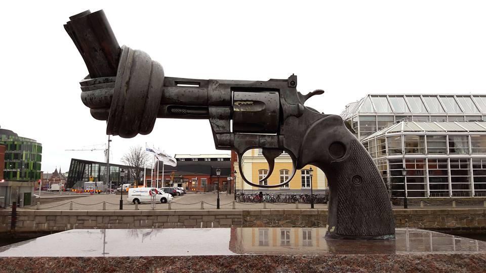 The Knotted Gun - Malmö (Suecia)