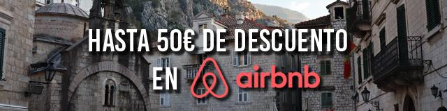 Descuento en Airbnb con Escuché viajando